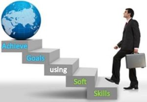 Achieve goals using soft skills training